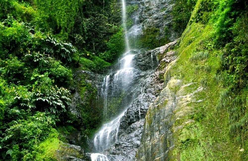 Chadwick Falls,Shimla