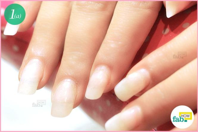 Removing Gel Nails At Home