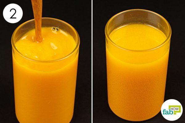 turmeric drink for phlegm