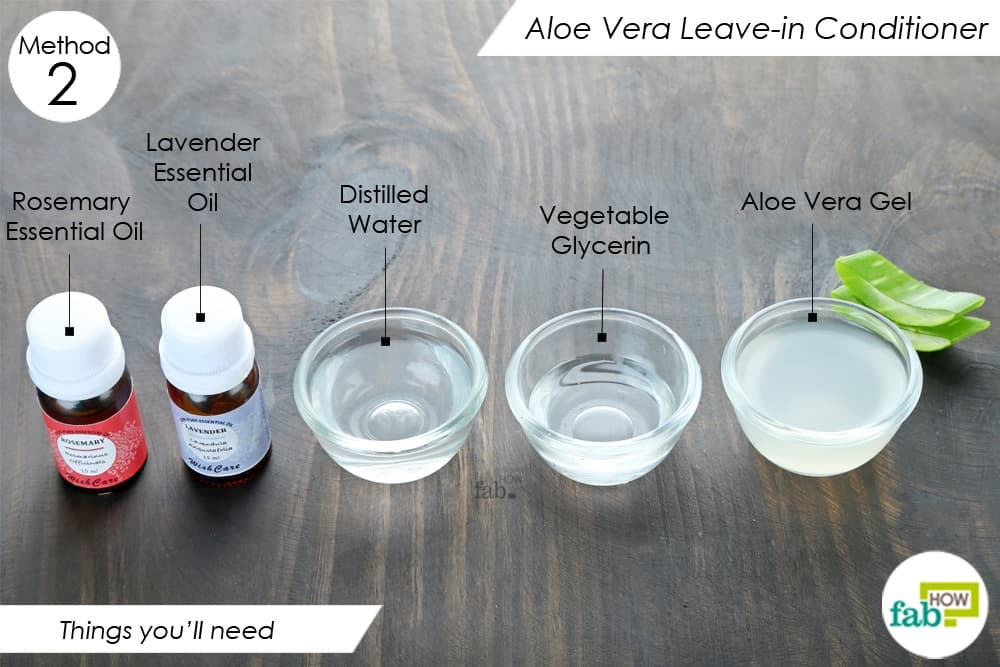 Top 7 DIY Homemade Hair Conditioner Recipes To Fix All