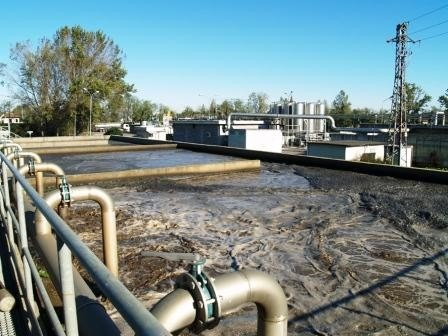 impianto depurazione acque reflue