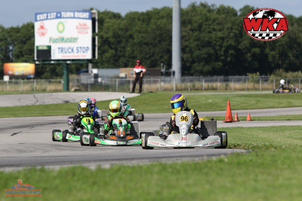 USA: WKA Race Event at NewCastle, Brownsburg, Indiana