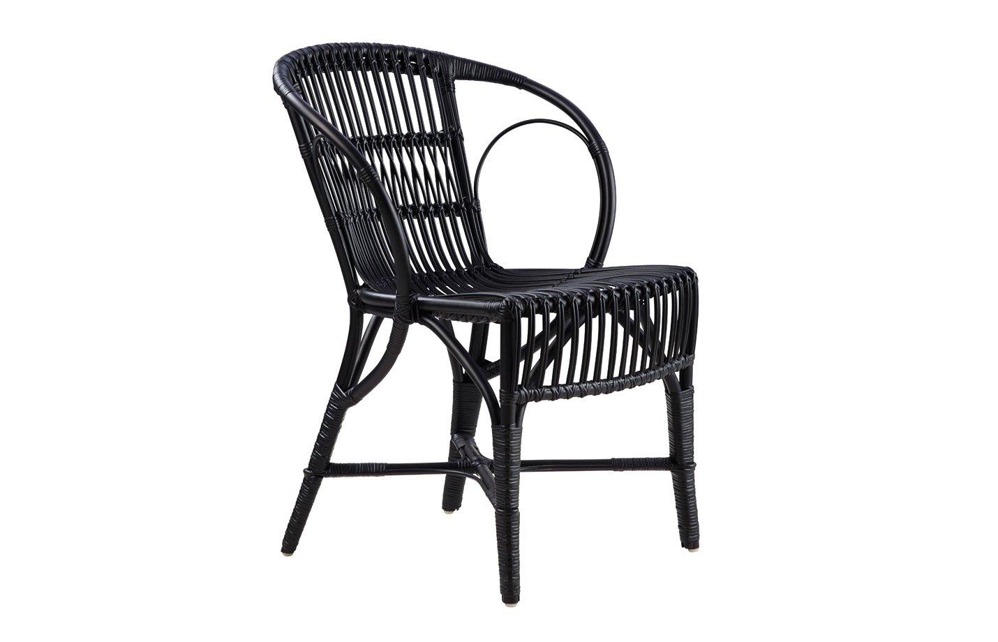 Wengler Chair Rattan Fabiia