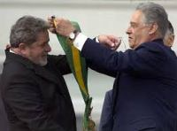 FHC e Lula