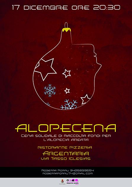 Cena di Raccolta fondi per l'alopecia (1 image)