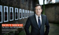 Piers Morgan for the Sunday Times Magazine
