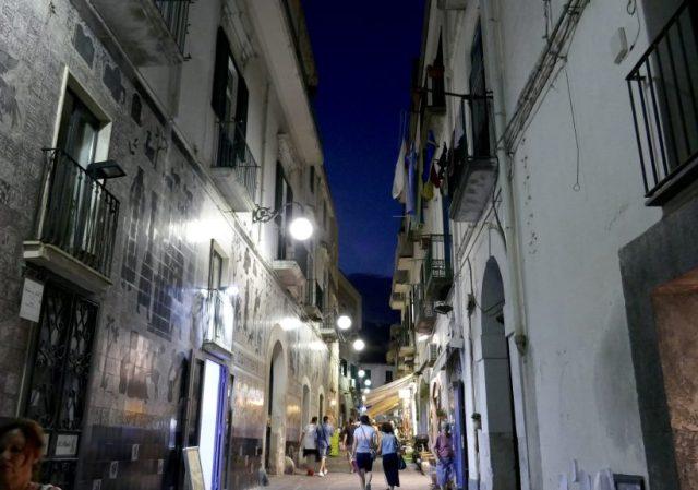 Calle en Vietri Sul Mare