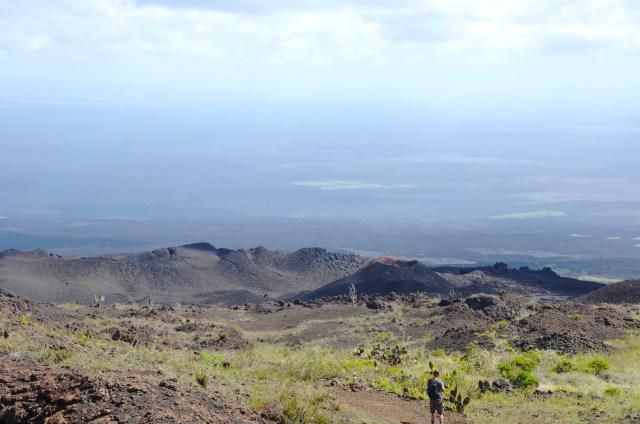 Volcán Sierra Negra - Isabela