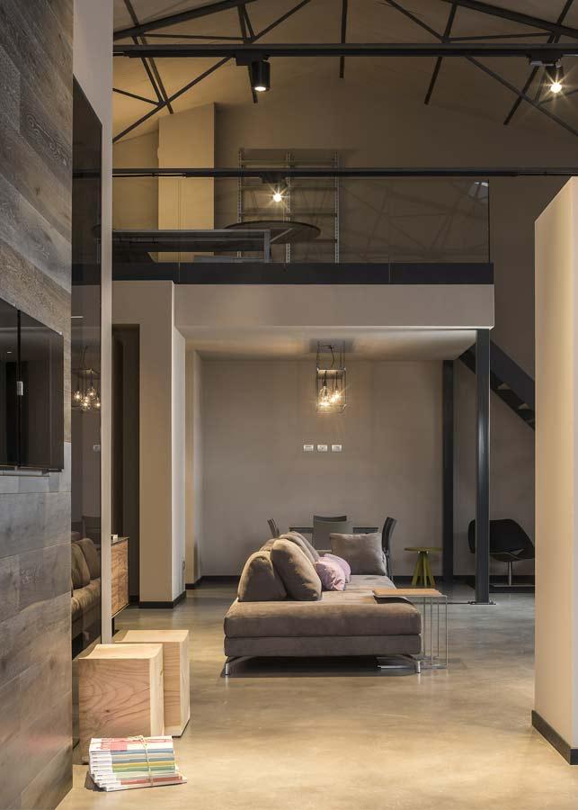 loft modena work in progress