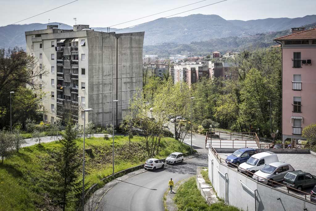 Quartiere La Pieve_La Spezia_2019