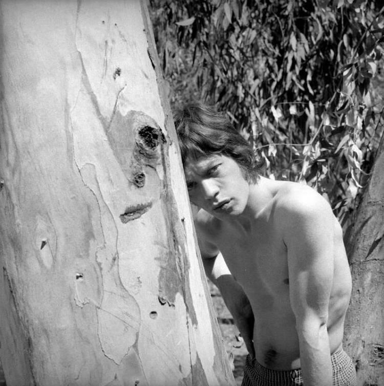 Mick Jagger. 1967