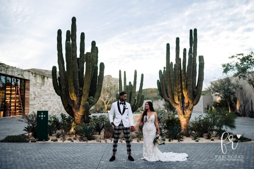 Solaz Wedding in Los Cabos
