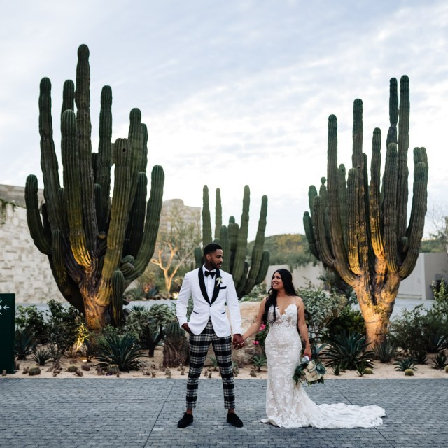 Solaz Wedding in Los Cabos