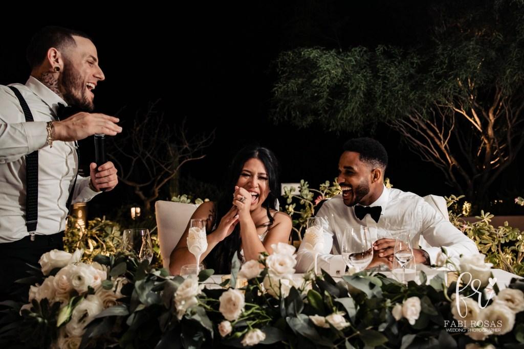 Fabi Rosas Los Cabos Wedding Photographer