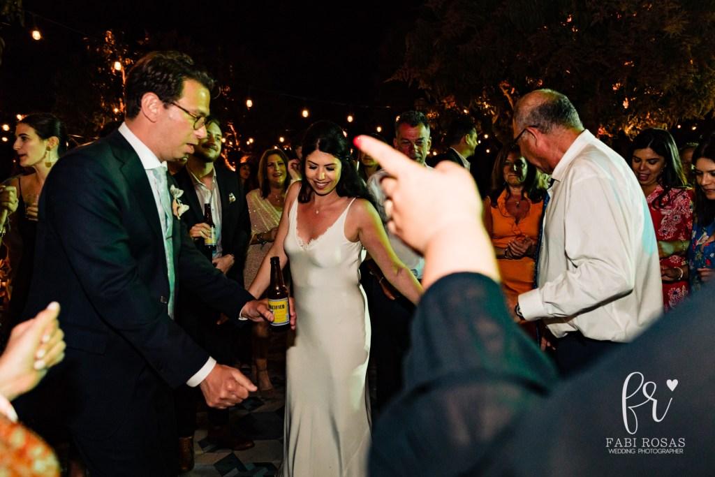 Cabo Wedding Day