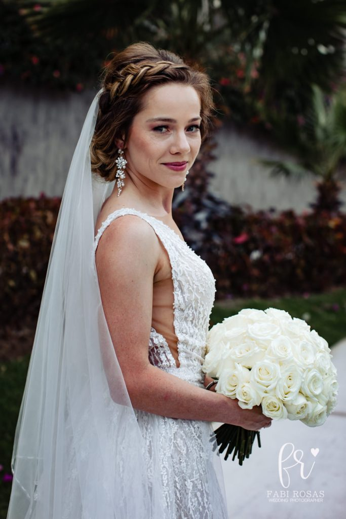 Bride Portrait at Grand Velas Los Cabos