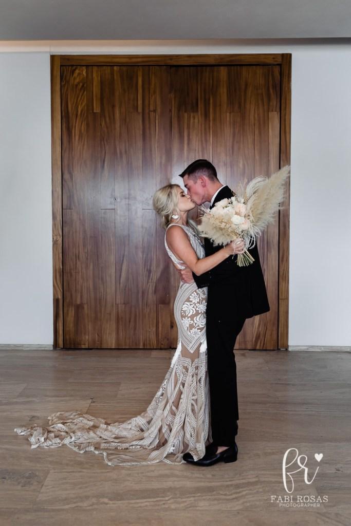 Breathless Wedding First Look