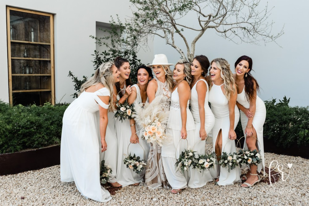 Breathless Wedding Bridesmaids
