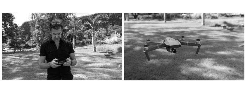Drone Île de la Réunion, Prestations Drone