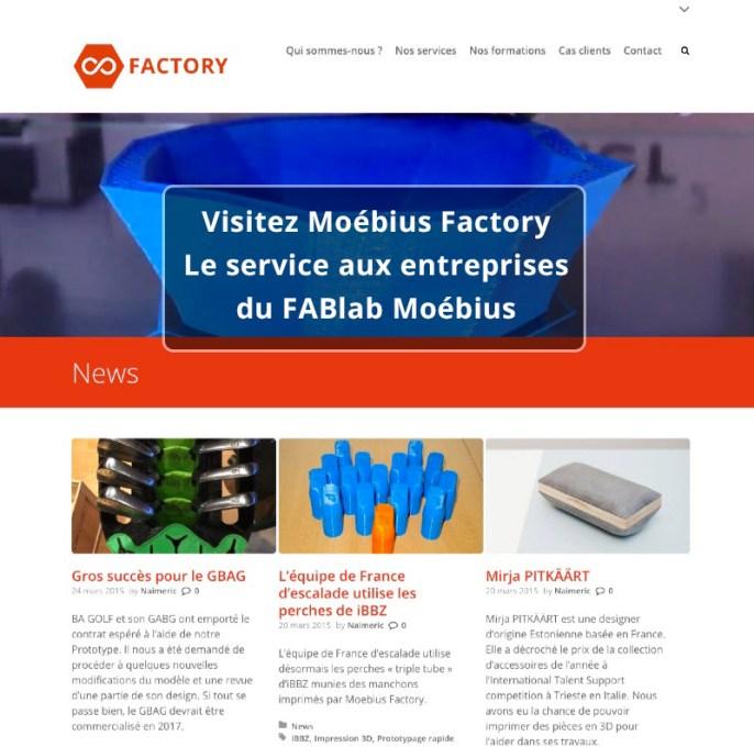 Moebius Factory le service dedie aux entreprises du Fablab Moebius