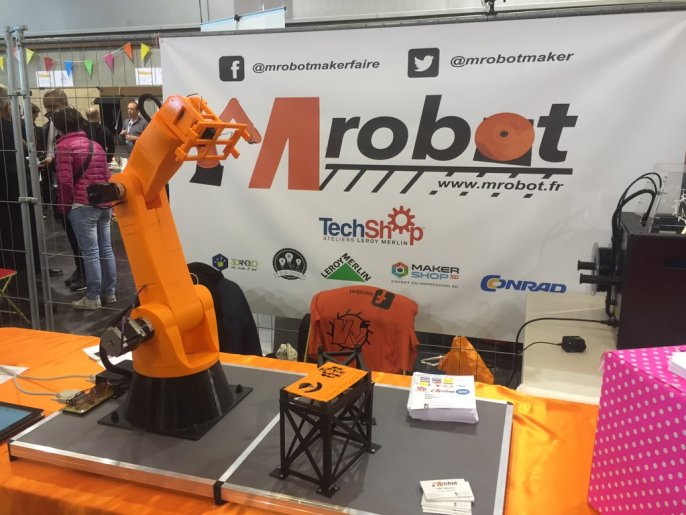 MFP16-MRobot