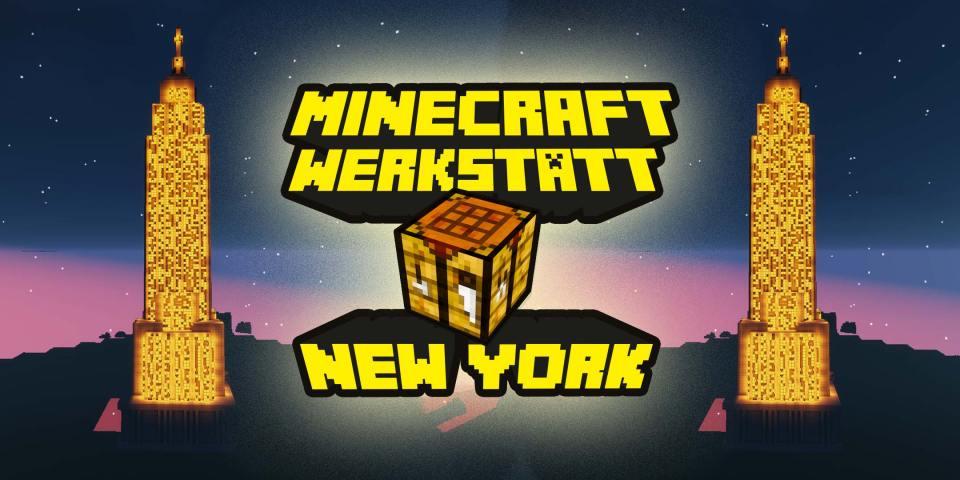 Minecraft New York