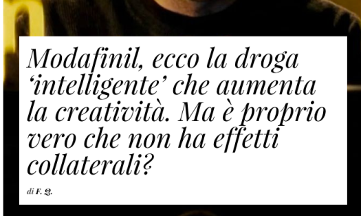 modafinil fatto quotidiano