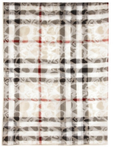 Fables in Fashion Scarves Burberry