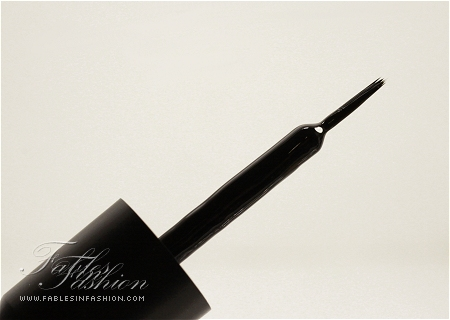 Face of Australia Liquid Eyeliner - Black