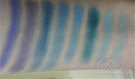 Coastal Scents Prism Palette