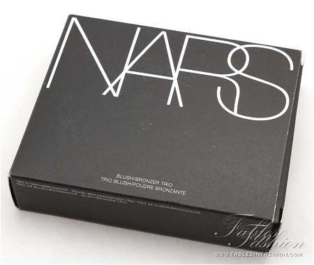 NARS Blush Bronzer Highlighter Trio