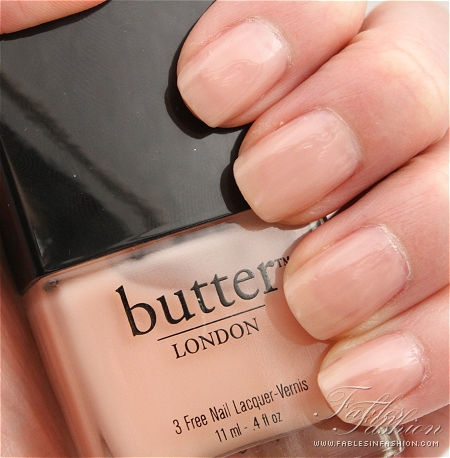Butter London - Pink Ribbon Nail Polish Review, Swatches and Photos ...