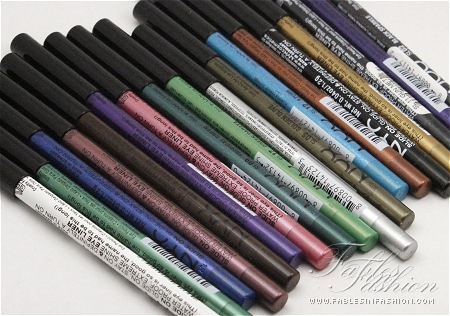 NYX Slide On Pencils