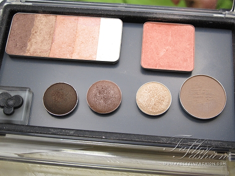 Depotting Eyeshadows
