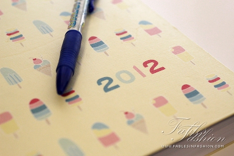 Review & Resolutions for 2011