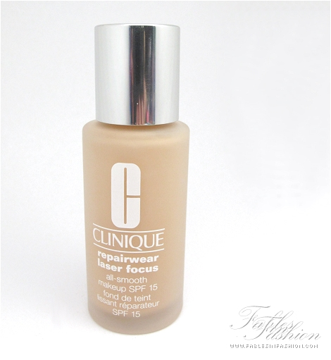 Clinique Repairwear Laser Focus All Smooth Makeup SPF 15