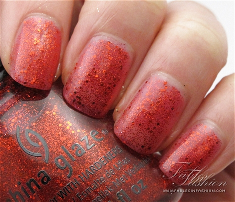 China Glaze Let it Snow Holiday 2011