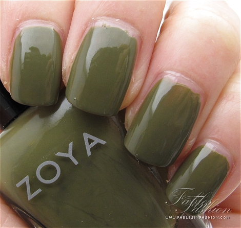 Zoya Smoke and Mirrors