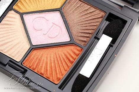 Dior 'Le Croisette' 5-Color Palette Summer 2012 – Aurora