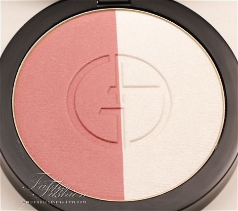 Giorgio Armani Face and Cheeks Duo Palette