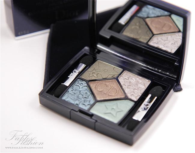 Dior 5 Couleurs Mystic Metallics - 384 Bonne Etoile