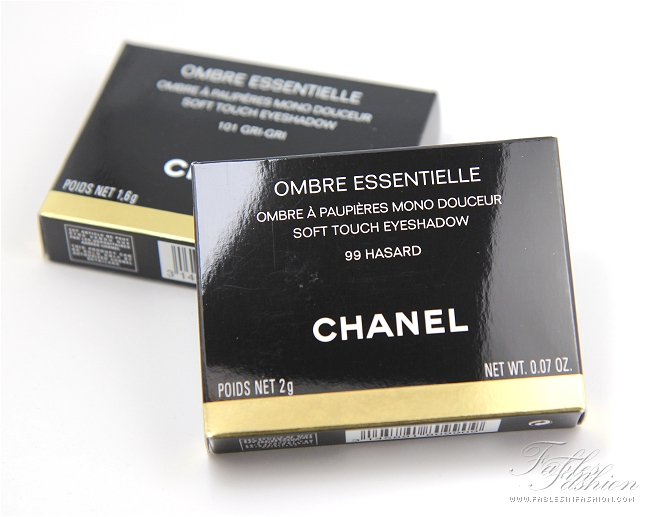 Chanel Fall 2013 Single Eyeshadows