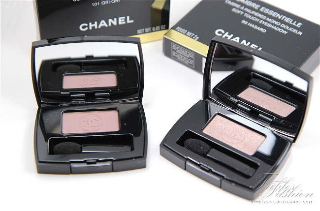 Chanel Fall 2013 Single Eyeshadows