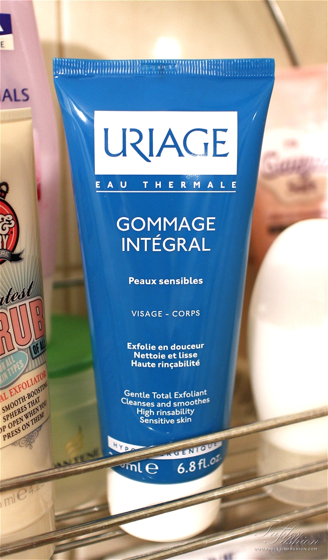 Uriage Gommage Integral Gentle Exfoliating Gel