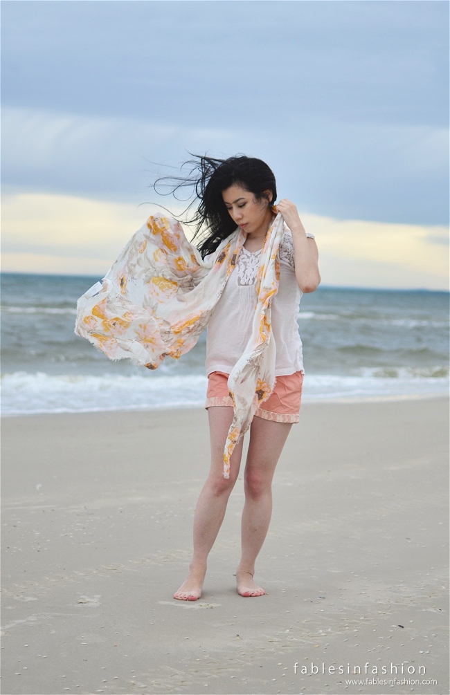 OOTD ~ Windy Beach