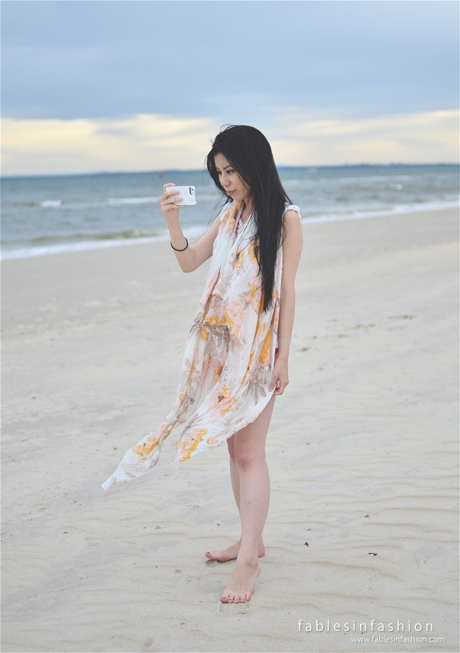 OOTD ~ Windy Beach