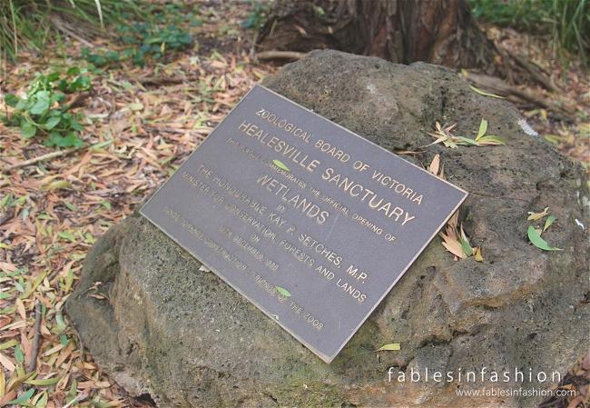 Imagery ~ Healesville Sanctuary