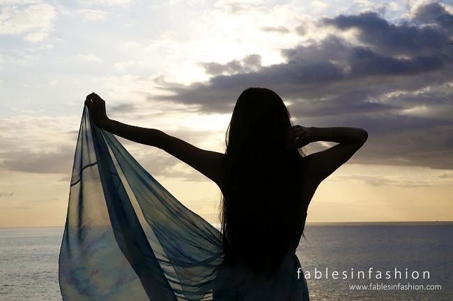 Maui Sunset Dress Andaz