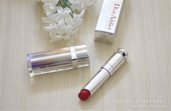 Dior Addict Lipstick - 651 Mayday ~ Summer 2014 Review