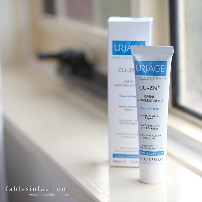 Uriage CU-ZN+ Creme Anti-Irritations
